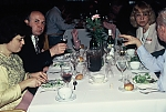 Judit and Kálmán Magyar at the banquet