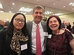 Hyuon Joo Kim, Carl Leafstedt, and Judith Olson.