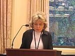 Greetings from Ambassador Réka Szemerkényi, delivered by Krisztina Osvat.