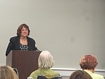 Judit Havas presented the banquet talk.