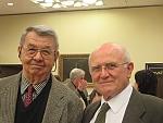 Arthur Bartfay and Kálmán Magyar.