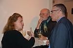 Louise O. Vasvari, Frank Gáti and Endre Szentkirályi