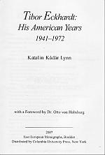 Tibor Eckhardt: