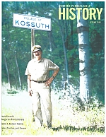 Western Pennsylvania History. Louis Kossuth Hungarian Revolutionary (Pittsburgh: Heinz History Center, 2008), 54 pp.