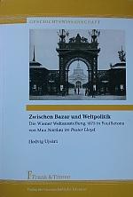 – Zwischen Bazar und Weltpolitik. Die Wiener Weltausstellung 1873 in Feuilletons von Max Nordau im  Pester Lloyd. Berlin: Frank & Timme, 2011. 740 p. (Mit Textedition) (Geschichtswissenschaft; 17.)  (ISBN:978-3-86596-336-9)