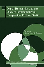 Digital Humanities and the Study of Intermediality in Comparative Cultural Studies. Ed. Steven Tötösy de Zepetnek. West Lafayette: Purdue Scholarly Publishing Services, 2013. ISBN 9781612493152 383 pages, bibliography, index.